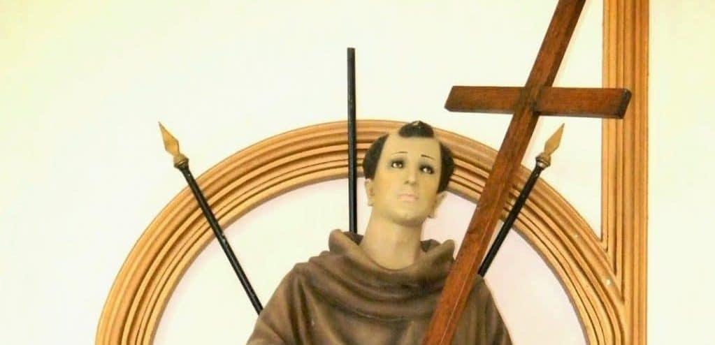Itinerario de vida del primer santo y mártir mexicano canonizado