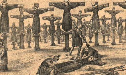 Los 26 mártires de Nagasaki