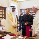 ¿Para qué viajó el Papa a un país musulmán?