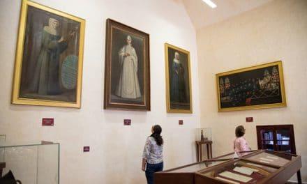 Un jardín de arte inspirado por la fe