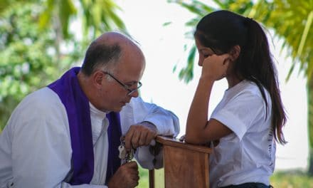 Los cinco regalos de la Confesión