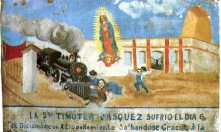 El caso de los exvotos en la nación mexicana