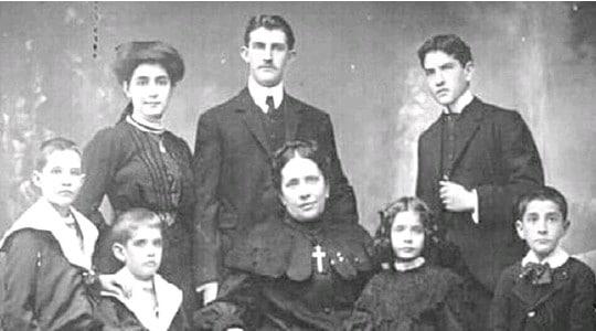 Seglar, esposa, madre y mística