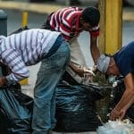 La crisis humanitaria en Venezuela