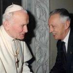 Su cercanía con san Juan Pablo II