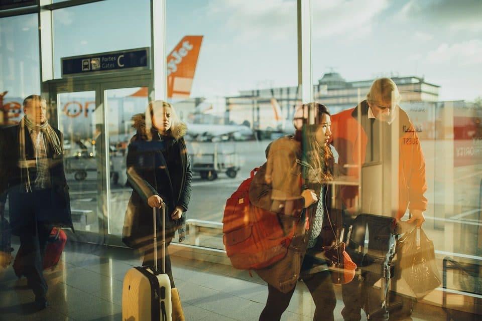 Derechos de usuarios de aviación