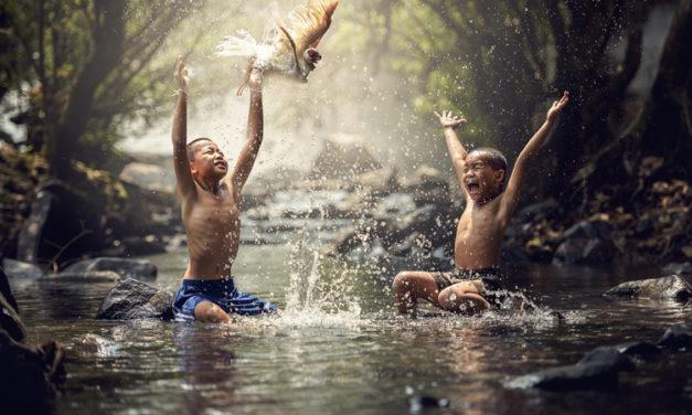 El arte de ser feliz, sin dinero
