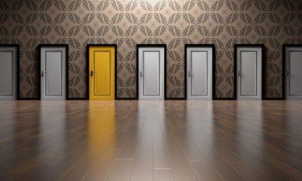 La estrategia y la puerta