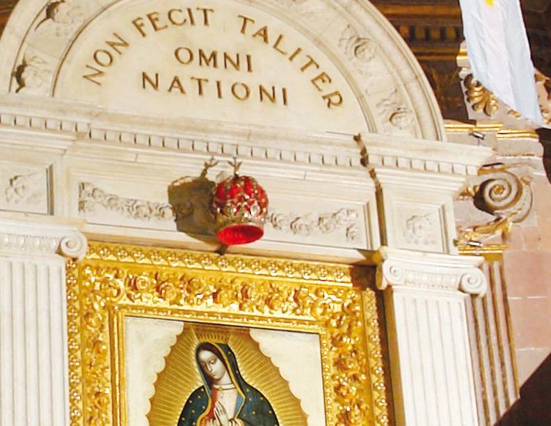Santuarios marianos, lugares de evangelización
