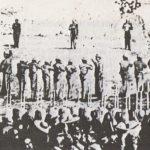 ¿Quiénes fueron los generales fusilados junto al emperador?