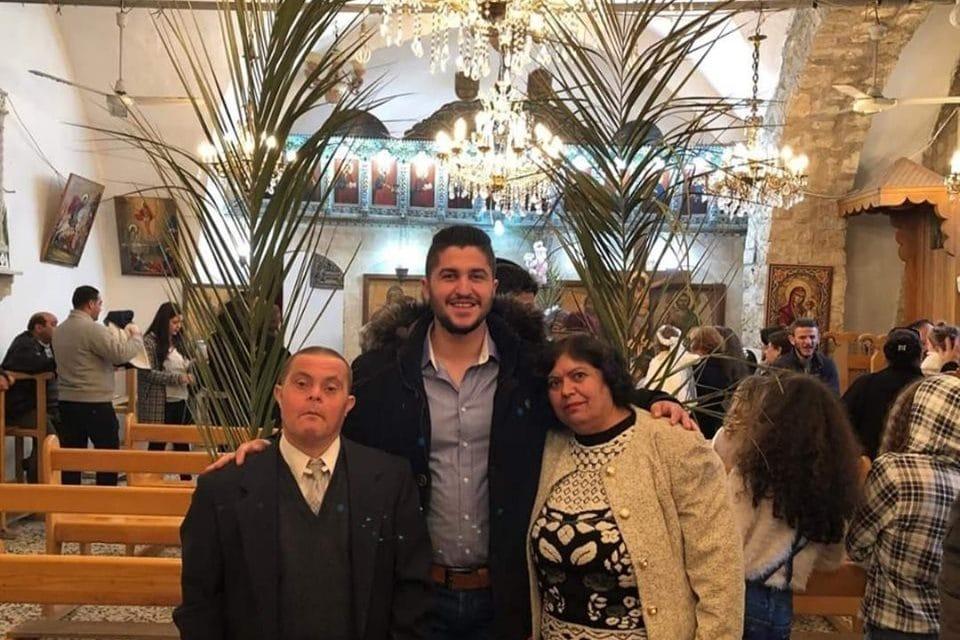 Sader Issa: mi padre tiene síndrome de Down, somos una familia feliz