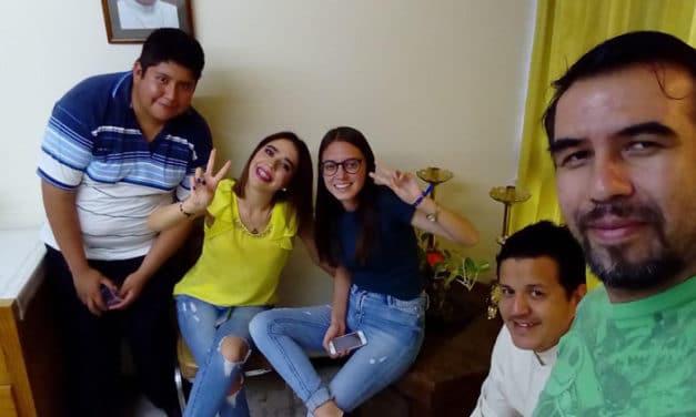 Fiat María: los jóvenes haciendo lío