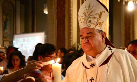 «La Iglesia tiene dos retos: acompañar y reconstruir», Arzobispo de Morelia, Carlos Garfias Merlos