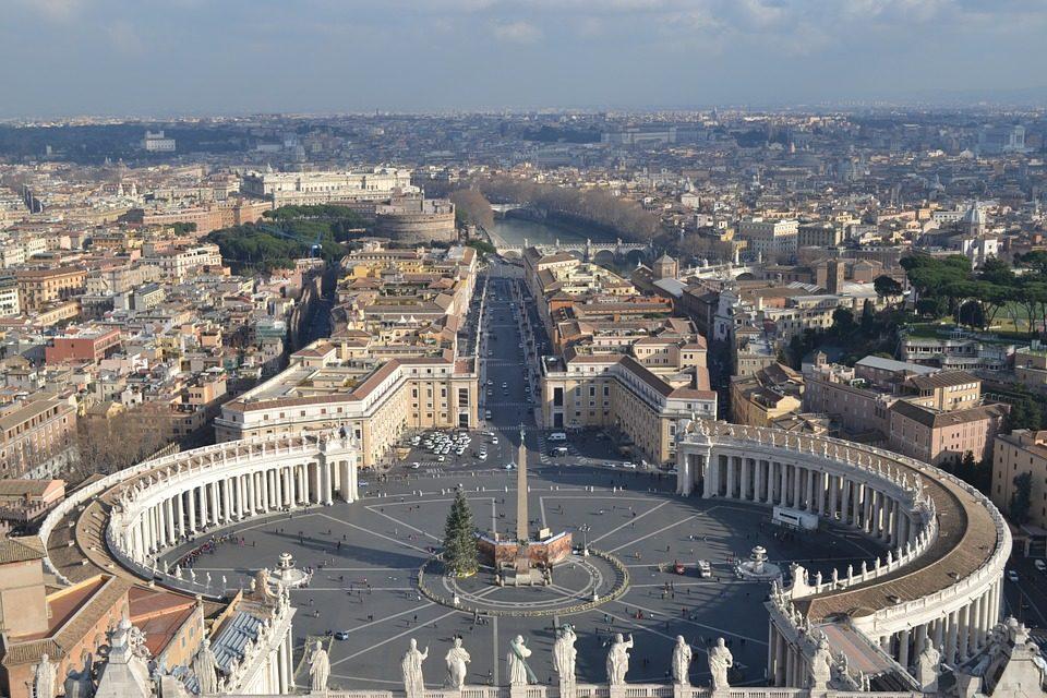 Los símbolos del catolicismo