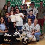 Superminihéroes: estos niños hicieron un regalo sorpresa