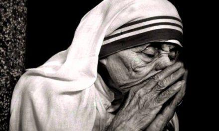 Jesús, el diablo y la noche oscura de Teresa de Calcuta