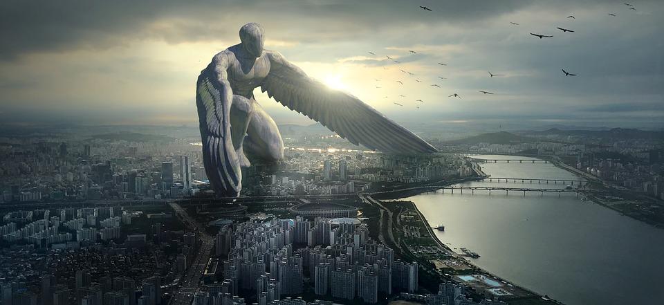 Las nueve categorías angélicas