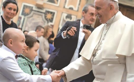 Papa Francisco: No a la eutanasia, sí a la «oncología de la misericordia»