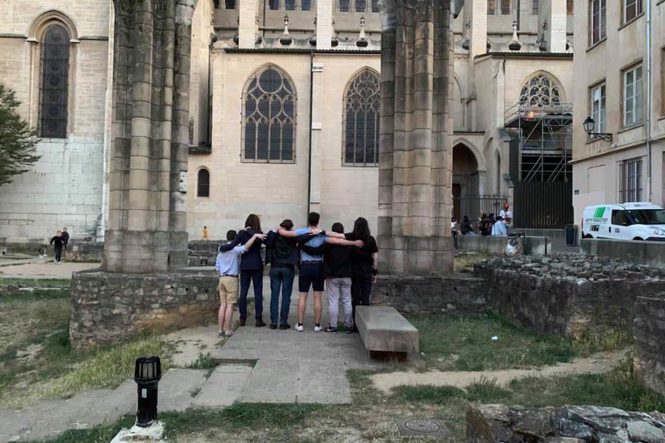 «Protege tu iglesia» el nuevo challenge que viene de Francia