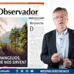 Reporte semanal con Jaime Septién (20 septiembre 2019) ¿De qué nos sirven los Evangelios?