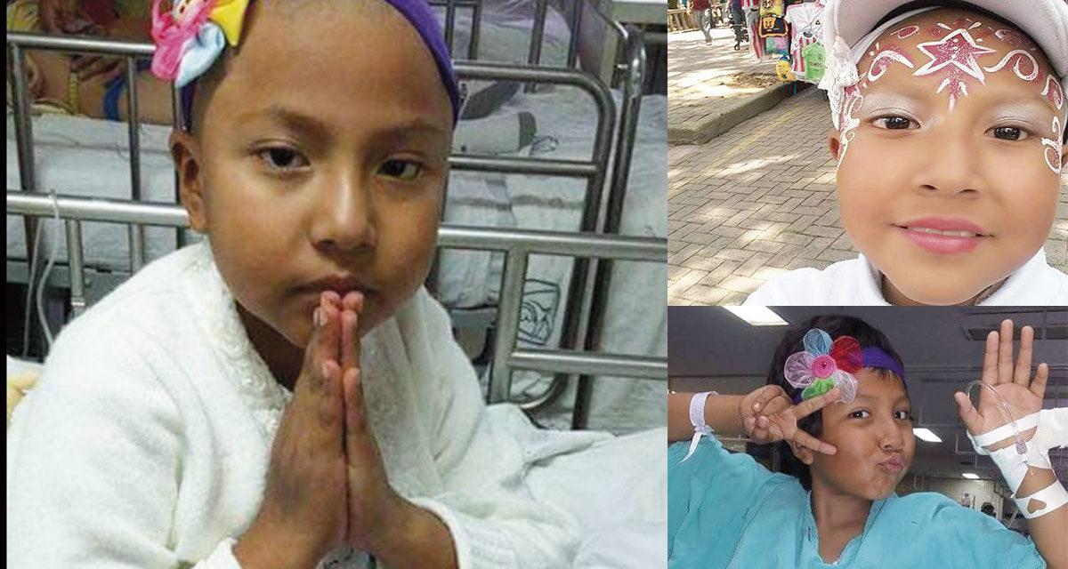 Sarahí, la niña con cáncer que logró la conversión de enfermos y doctores