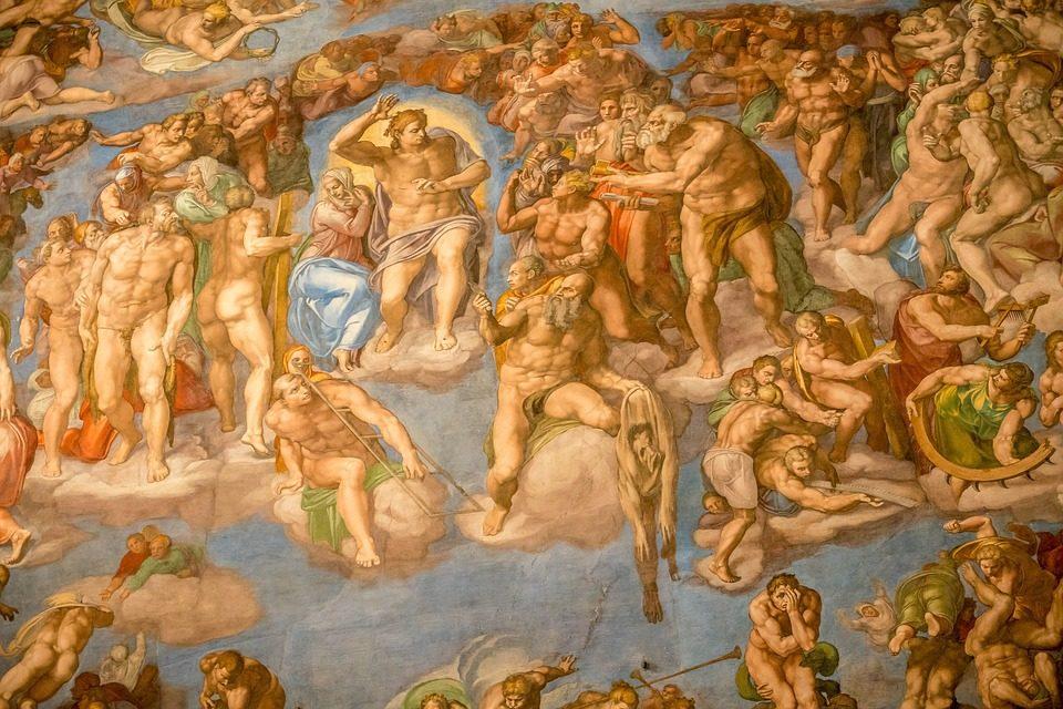 El «Juicio Universal» desmentido por el Vaticano