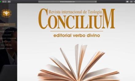 La revista Concilium ya navega sola por la Red