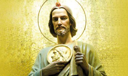 Es un santo, no un cómplice