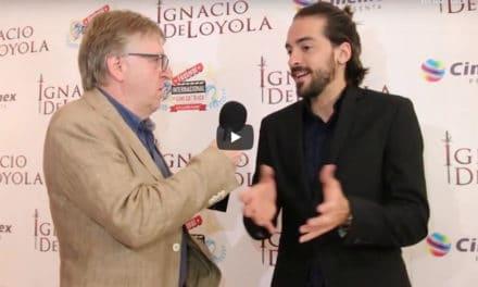"""""""Ignacio de Loyola"""" una película que toca el corazón – Entrevista con Andreas Muñoz"""