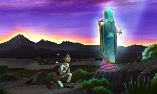 Tepeyac, el acontecimiento guadalupano en animación