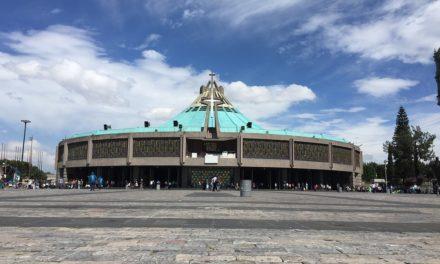 Un año para ganar la indulgencia plenaria en la Basílica de Guadalupe