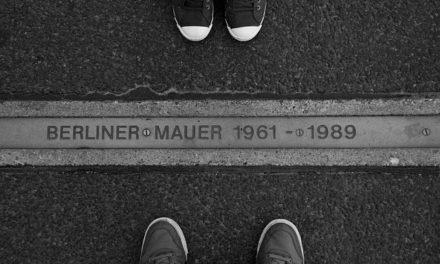 A treinta años de la caída del muro de Berlín