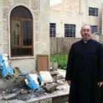 «Estamos sirviendo a un pueblo mártir en Medio Oriente»