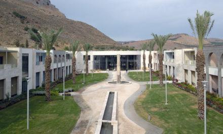 Cuenta regresiva para la inauguración del Centro de Peregrinos Magdala
