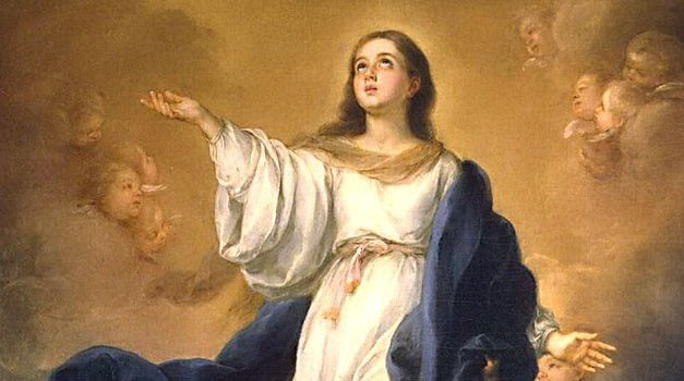 La Virgen Inmaculada