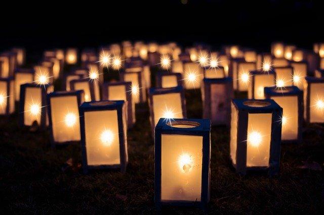 Una fiesta de la luz para el mundo