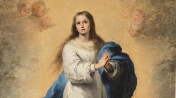 La Inmaculada en el arte
