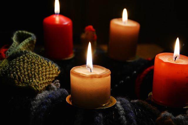 Mucho más que cuatro velas y una corona