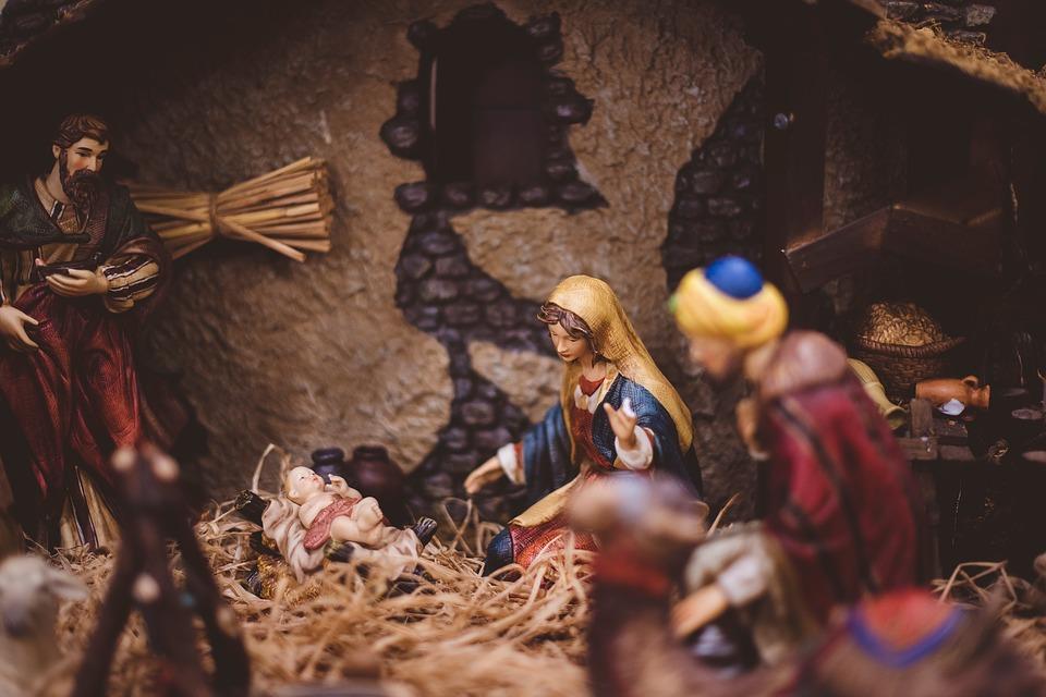 Por una Navidad con el Niño Dios