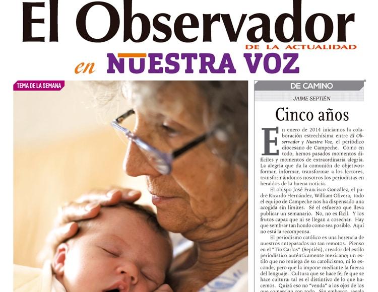 25 años de El Observador