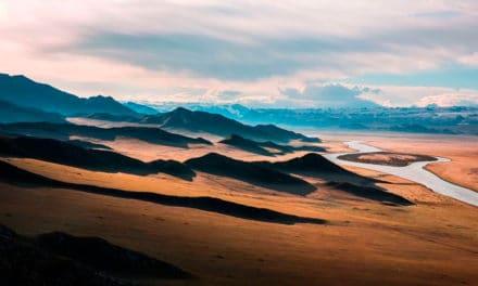 El río Jordán y el bautismo del Señor