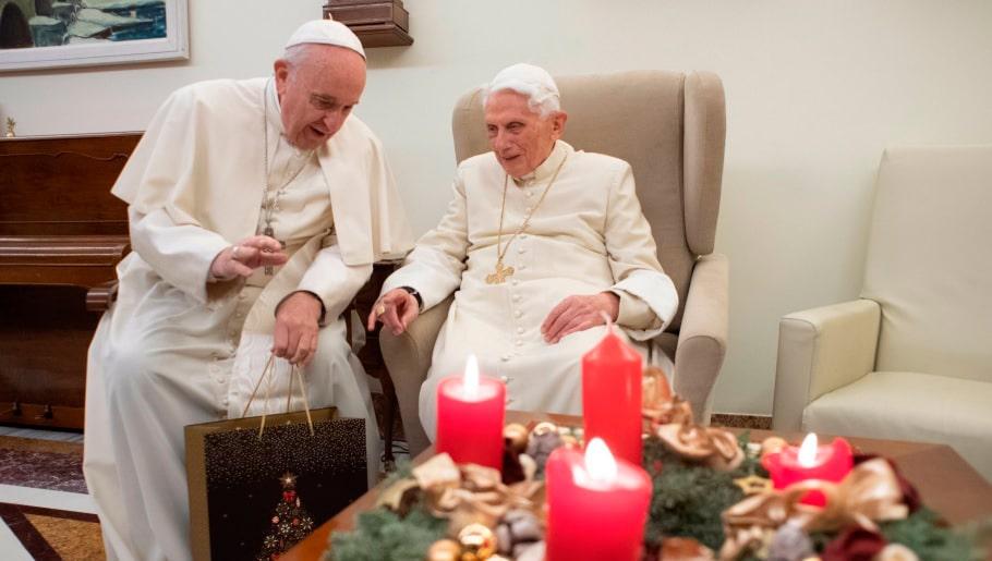 Los dos Papas: la amistad más allá de la ficción