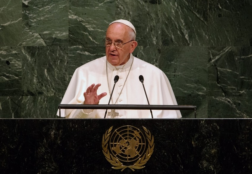 La Iglesia, pieza esencial para lograr el desarrollo sostenible