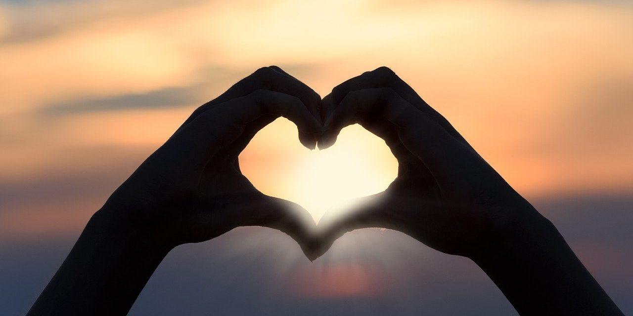 Abrir el corazón a Dios y a los demás