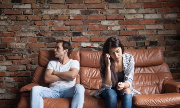Cinco pasos para echar a perder un matrimonio