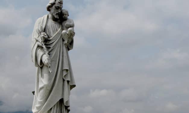 Oración a San José para proteger a los pequeños