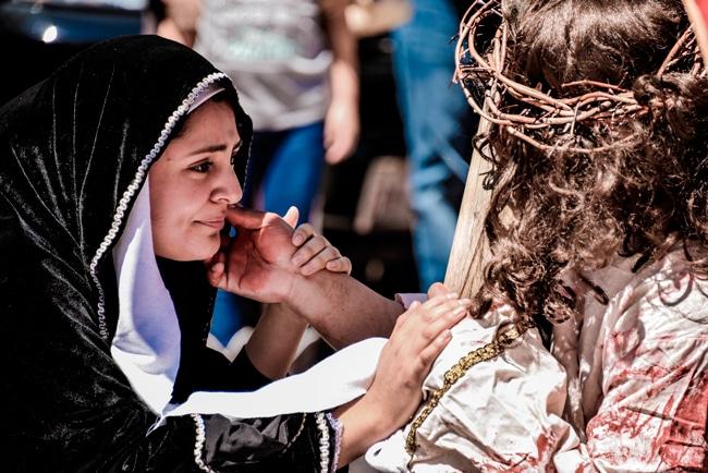 Cuaresma de la mano de María