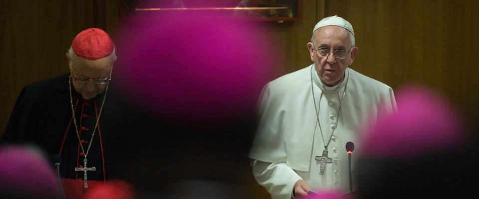 Francisco, en camino de desentralización del papado