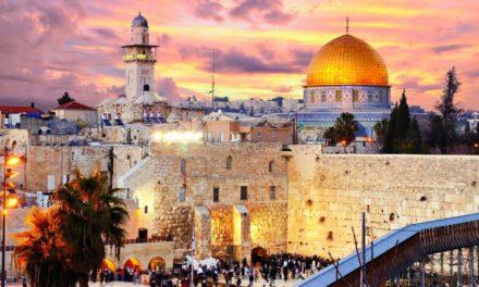 Mi viaje a Jerusalén