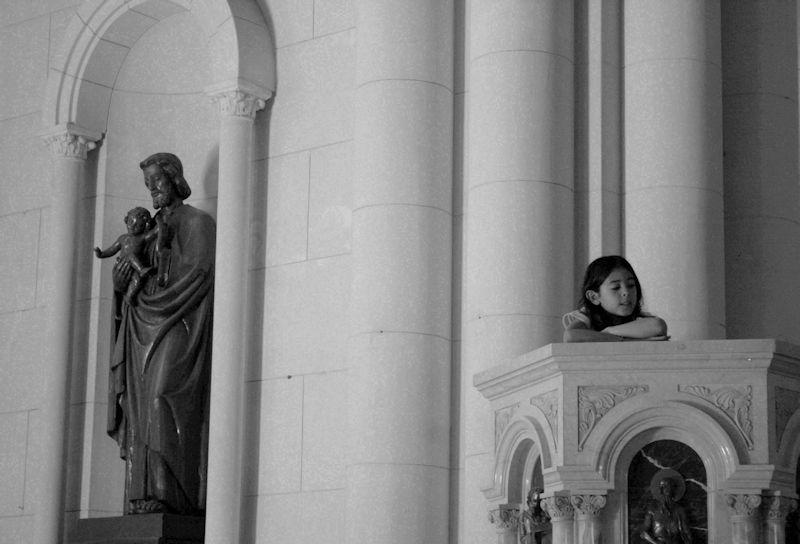 San José: la naturaleza elevada por la Gracia
